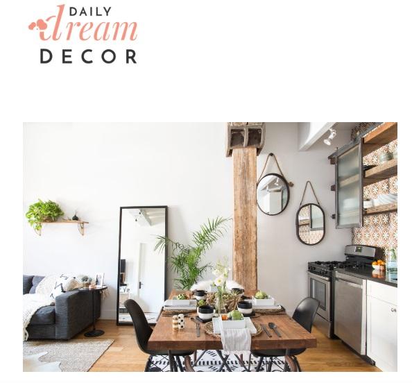 DAILY dream DECOR 公式サイト