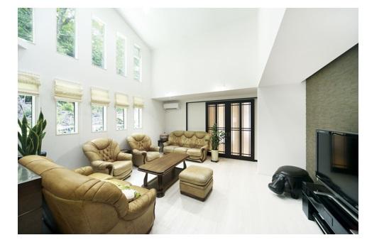アキュラホーム 回遊できる間取りで広々2頭の愛犬と自由に暮らす家