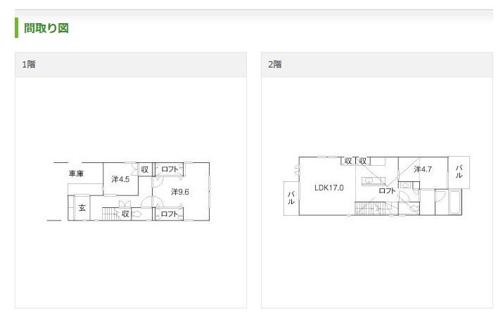 SUUMO アイフルホームの事例 密集地に建つコンパクトな家 室内は開放的で光たっぷり 間取り