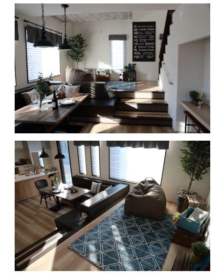 アイフルホーム奈良のブログ セシボ零のモデルハウス インテリア