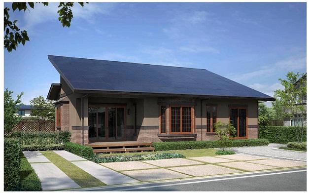 一条工務店 公式サイト 建築実例 癒しの空間で毎日リラックス。バリのリゾートのような平屋。