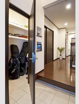 桧家住宅 スマート・ワンの標準仕様 玄関ドア