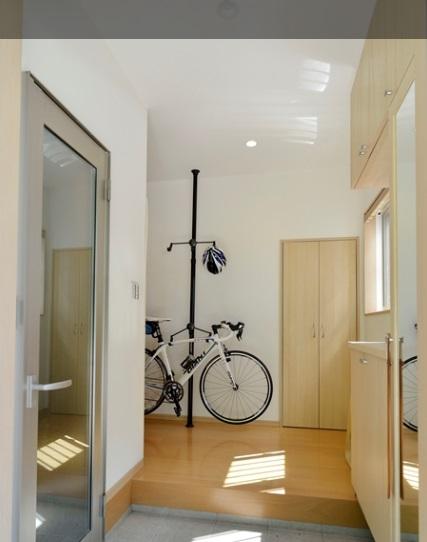 桧家住宅 玄関の実例サンプル