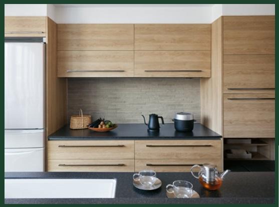 一条工務店 公式サイト グラン・セゾン デザインギャラリー キッチン
