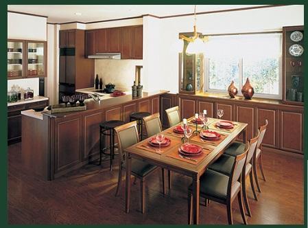 一条工務店 公式サイト セゾン 解説ページ キッチン