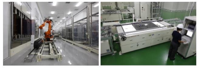 HRD 公式サイト ULVAC 薄膜電池製造ライン