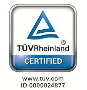 HRD 公式サイト UV Rheinlandの認証