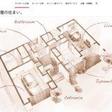 タマホームの平屋「開放的でゆとりある平屋の住まい」